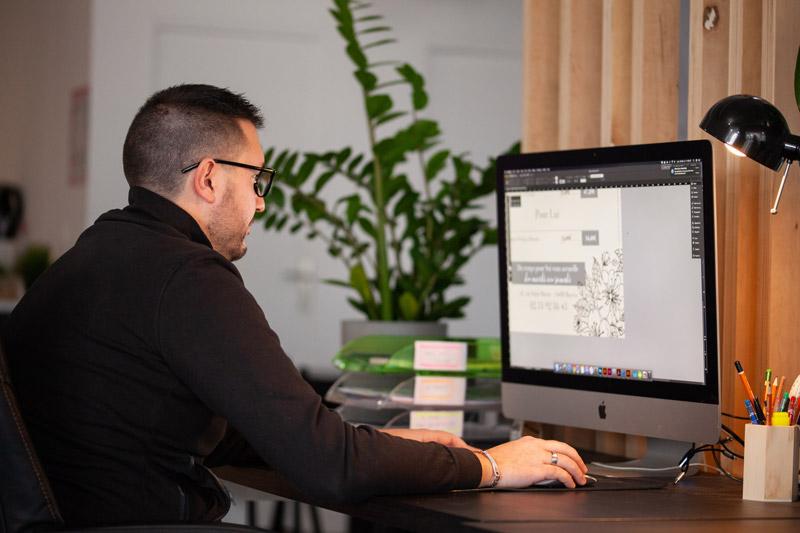 klik studio agence caen mondeville studio graphique
