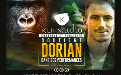 Klik Studio soutient Dorian
