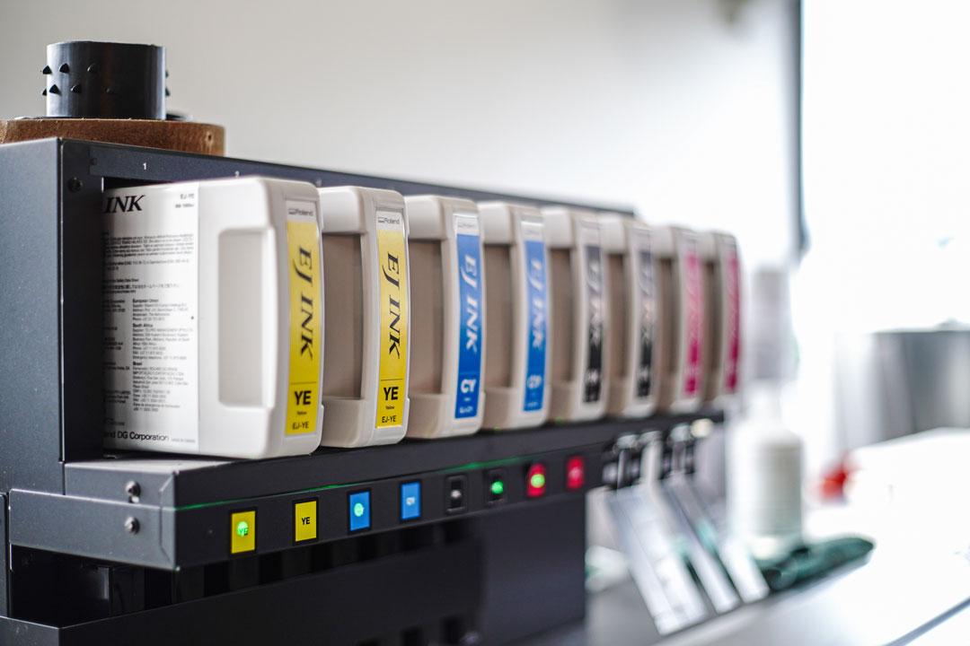Impression grand format caen Klik Studio imprimante