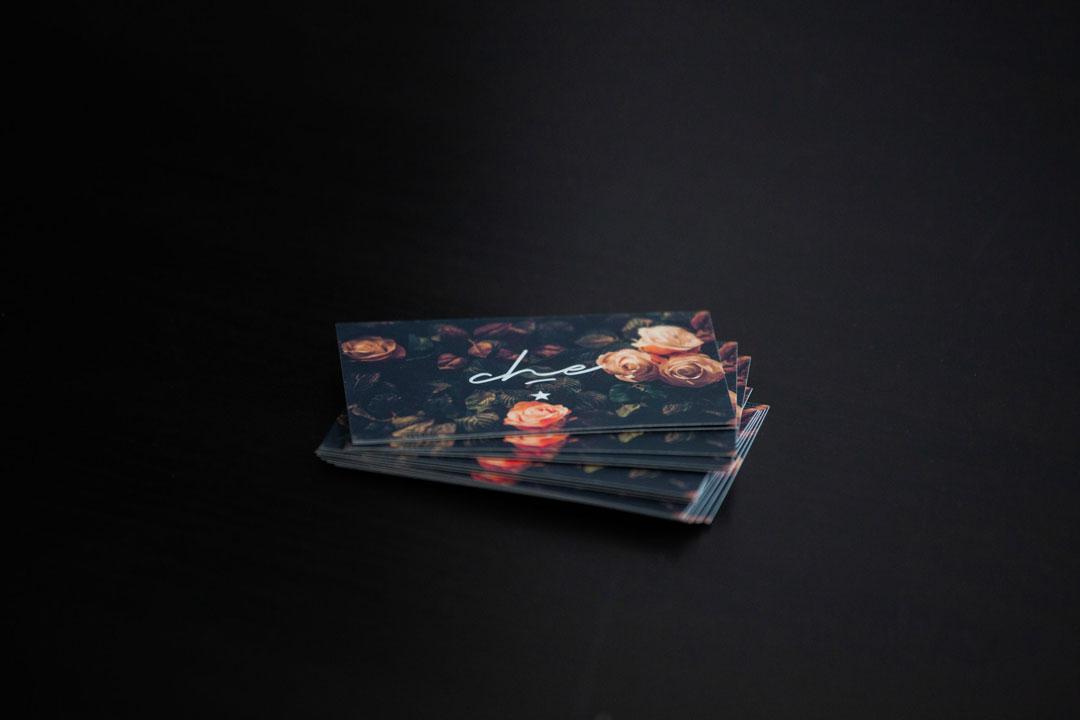 Imprimerie caen impression cartes de visite avec Klik Studio