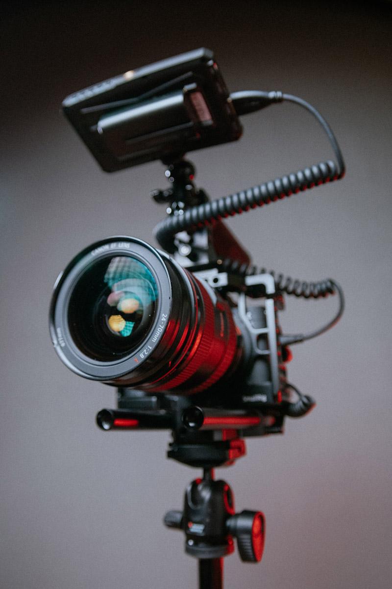creation video entreprises caen