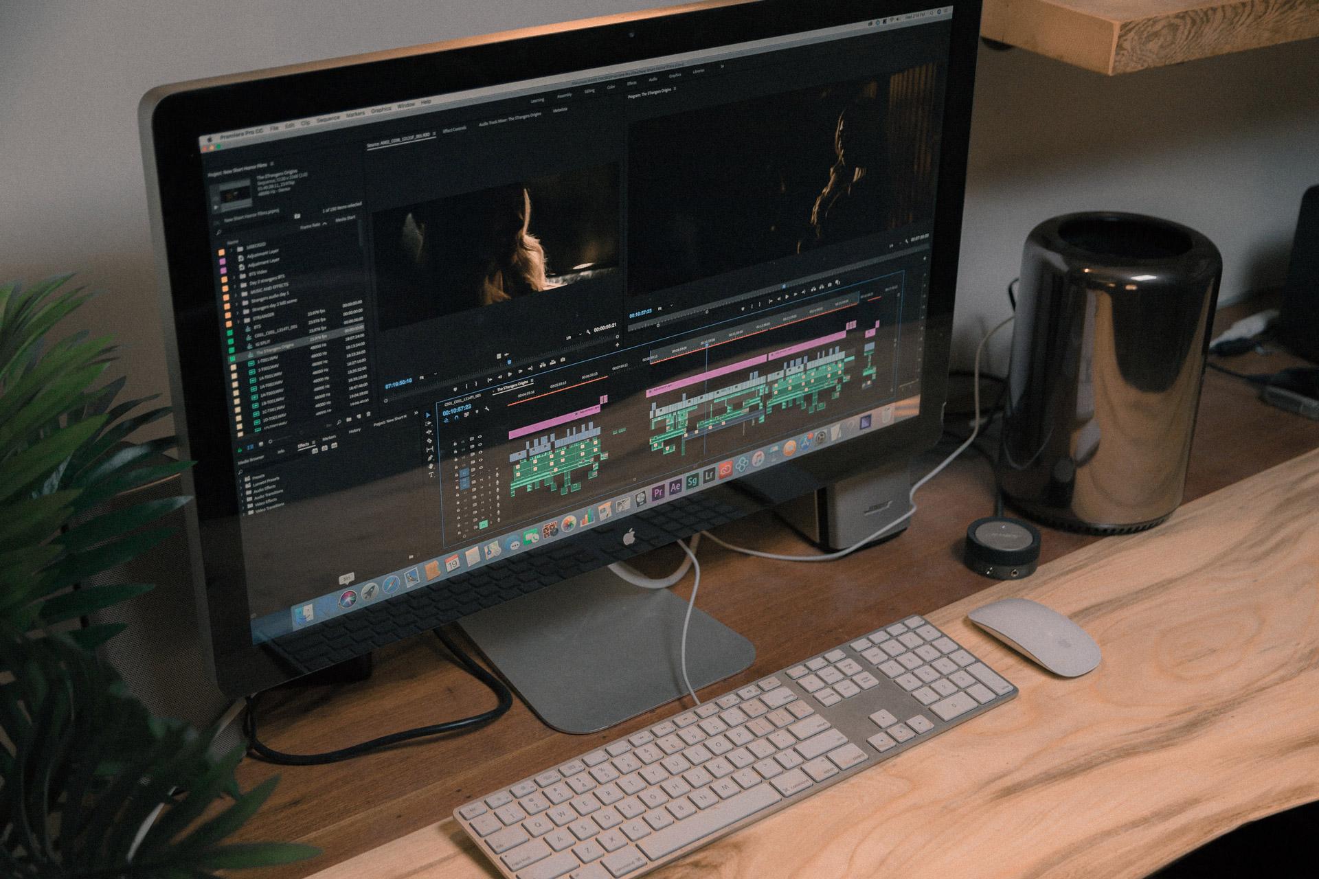 creation video entreprises caen montage